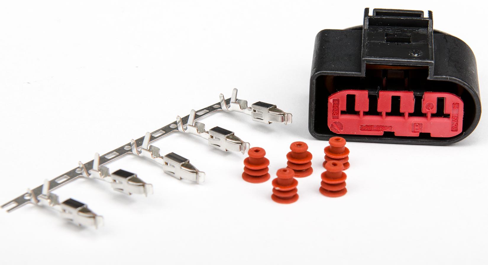 Détails sur 440 PIN Conector 440J404077440A 440J40 40 77440 A para Caudalimetro Audi  VW Seat Skoda VAG